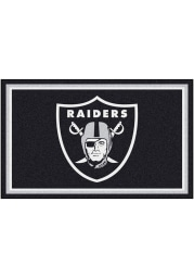 Las Vegas Raiders 4x6 Interior Rug
