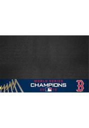 Boston Red Sox 2018 World Series Champions BBQ Grill Mat