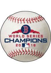 Boston Red Sox 2018 World Series Champions Baseball Interior Rug