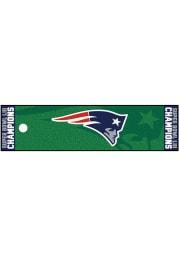 New England Patriots Super Bowl LIII Putting Green Interior Rug