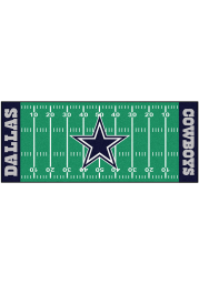 Dallas Cowboys 30x72 Runner Rug Interior Rug