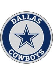 Dallas Cowboys 26 Roundel Interior Rug