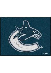 Vancouver Canucks 34x45 All Star Interior Rug