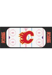 Calgary Flames 30x72 Runner Interior Rug