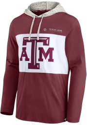 Texas A&M Aggies Mens Maroon Unmatched Skill Fashion Hood