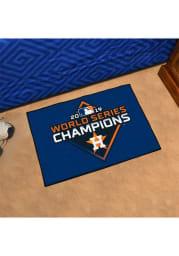 Houston Astros 2019 World Series Champions 19x30 Starter Interior Rug