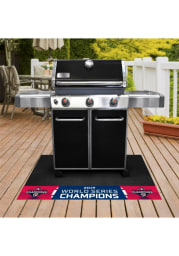 Washington Nationals 2019 World Series Champions 26x42 BBQ Grill Mat