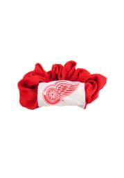Detroit Red Wings Twist Youth Hair Scrunchie