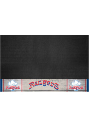Texas Rangers 26x42 BBQ Grill Mat