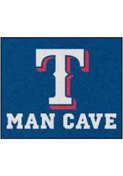 Texas Rangers 60x71 Man Cave Tailgater Mat Outdoor Mat