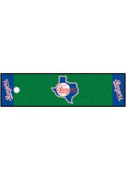 Texas Rangers 18x72 Putting Green Runner Interior Rug