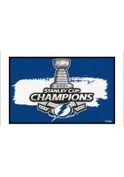 Tampa Bay Lightning 2021 Stanley Cup Champions Starter Interior Rug