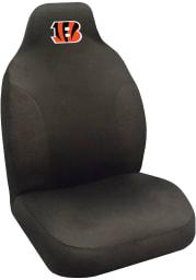 Sports Licensing Solutions Cincinnati Bengals Team Logo Car Seat Cover - Black