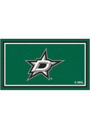 Dallas Stars 3x5 Plush Interior Rug