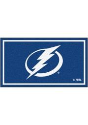 Tampa Bay Lightning 3x5 Plush Interior Rug