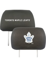 Sports Licensing Solutions Toronto Maple Leafs 10x13 Auto Head Rest Cover - Black