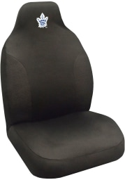 Sports Licensing Solutions Toronto Maple Leafs Team Logo Car Seat Cover - Black