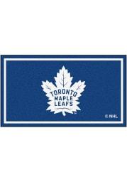 Toronto Maple Leafs 3x5 Plush Interior Rug