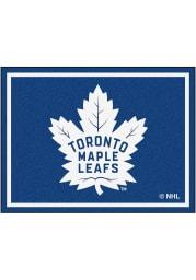 Toronto Maple Leafs 8x10 Plush Interior Rug