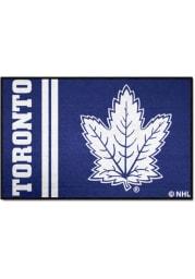Toronto Maple Leafs 19x30 Uniform Starter Interior Rug