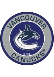 Vancouver Canucks 27 Roundel Interior Rug
