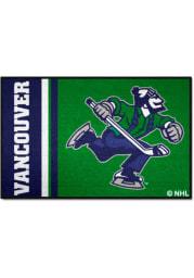 Vancouver Canucks 19x30 Uniform Starter Interior Rug