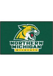 Northern Michigan Wildcats 60x90 Ultimat Outdoor Mat