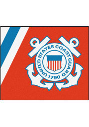 Coast Guard 60x71 Tailgater Mat Outdoor Mat