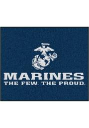 Marine Corps 60x71 Tailgater Mat Outdoor Mat