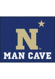 Navy Midshipmen 60x71 Man Cave Tailgater Mat Outdoor Mat