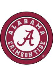 Alabama Crimson Tide 27 Roundel Interior Rug