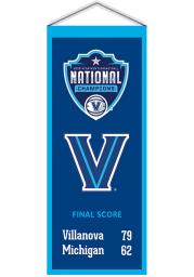 Villanova Wildcats Champs Banners Banner