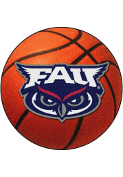 Florida Atlantic Owls 27 Basketball Interior Rug