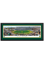 Baylor Bears McLane Stadium Panorama Deluxe Framed Posters