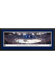 Tampa Bay Lightning 2021 Stanley Cup Champions Deluxe Framed Posters