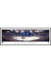 Tampa Bay Lightning 2021 Stanley Cup Champions Standard Framed Posters