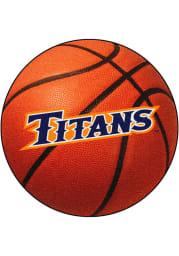 Cal State Fullerton Titans Basketball Interior Rug