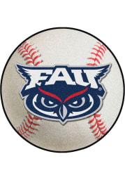 Florida Atlantic Owls Baseball Interior Rug
