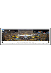 Pittsburgh Penguins 2017 Stadium Series At Heinz Field Standard Framed Posters