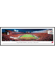 Wisconsin Badgers Camp Randall Stadium Endzone Standard Framed Posters