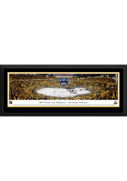 Pittsburgh Penguins 2017 Stanley Cup Champions Deluxe Framed Posters