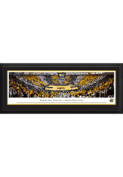 Wichita State Shockers Charles Koch Arena Striped Deluxe Framed Posters