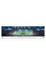 Philadelphia Eagles Super Bowl LII Champions Unframed Poster