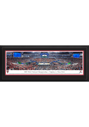 Texas Tech Red Raiders 2019 NCAA National Championship Tip-Off Deluxe Framed Posters