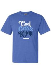 Kentucky Women's Flo Blue Cool Cats & Kittens Short Sleeve T-Shirt