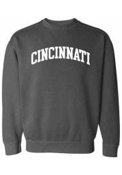 Cincinnati Women's Pepper Wordmark Unisex Crew Sweatshirt