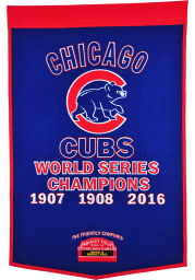 Chicago Cubs 24x38 Dynasty Banner