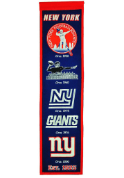 New York Giants Heritage Banner