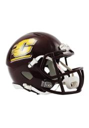 Central Michigan Chippewas Burgundy Speed Mini Helmet