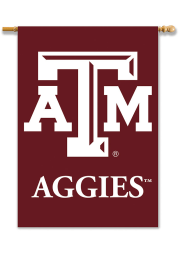 Texas A&M Aggies Silk Screen Banner